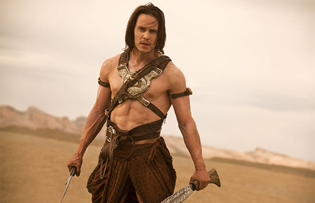 will there be a john carter 2