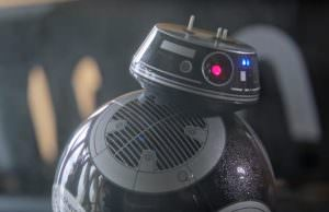 Newest Star Wars Froid BB-9E